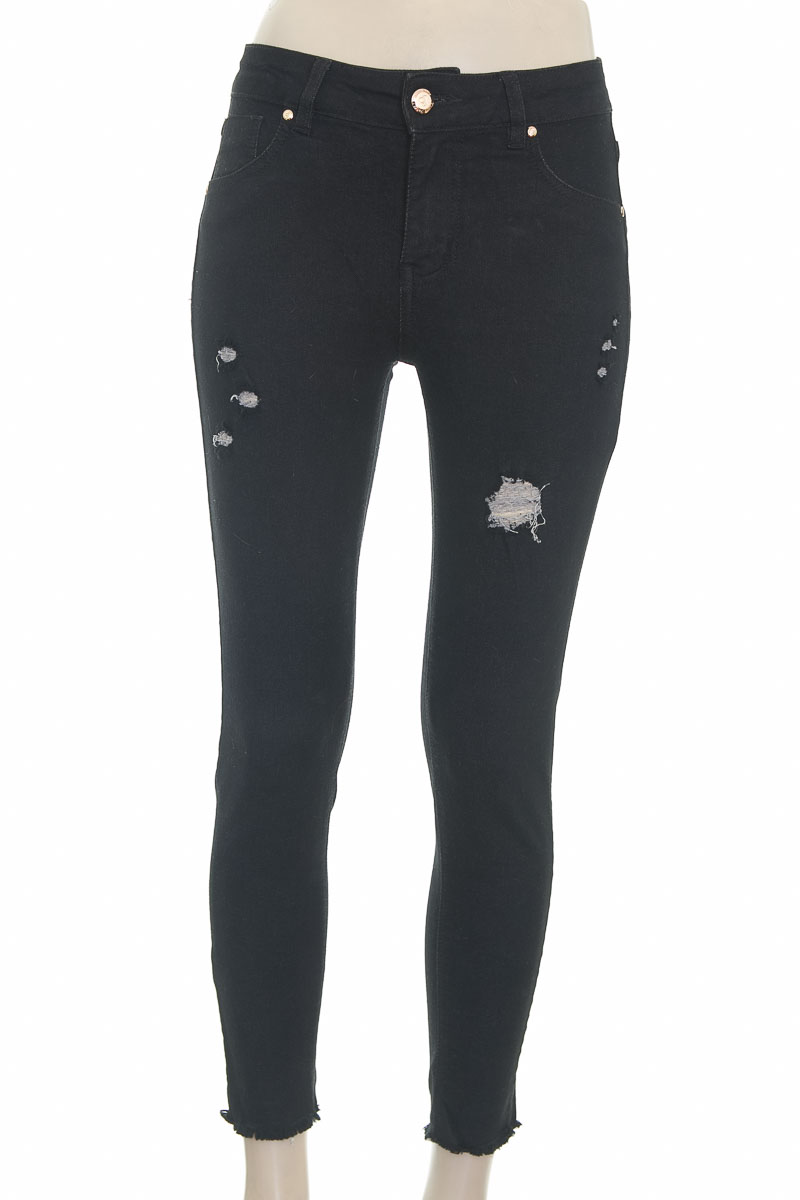 Pantalón color Negro - Classic Jeans