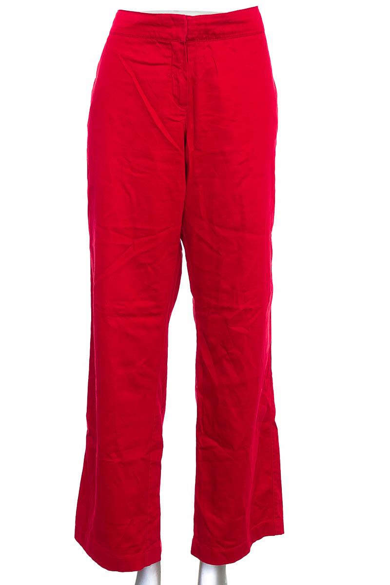 Pantalón Formal color Rojo - MNG