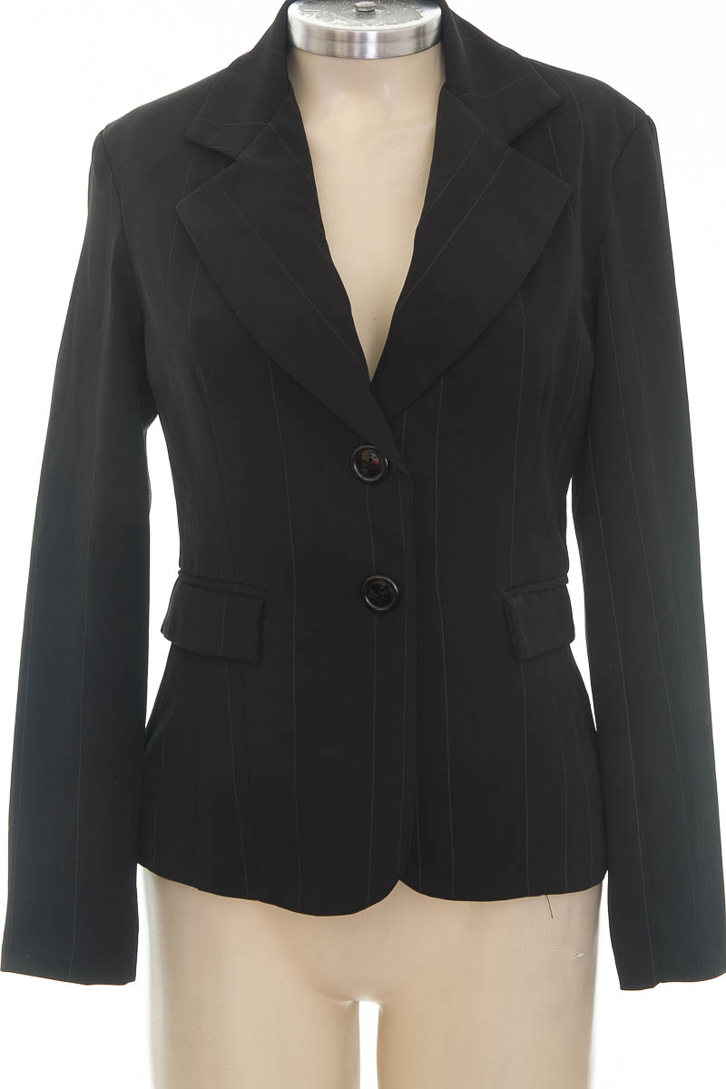 Chaqueta / Abrigo color Negro - Rinascimento