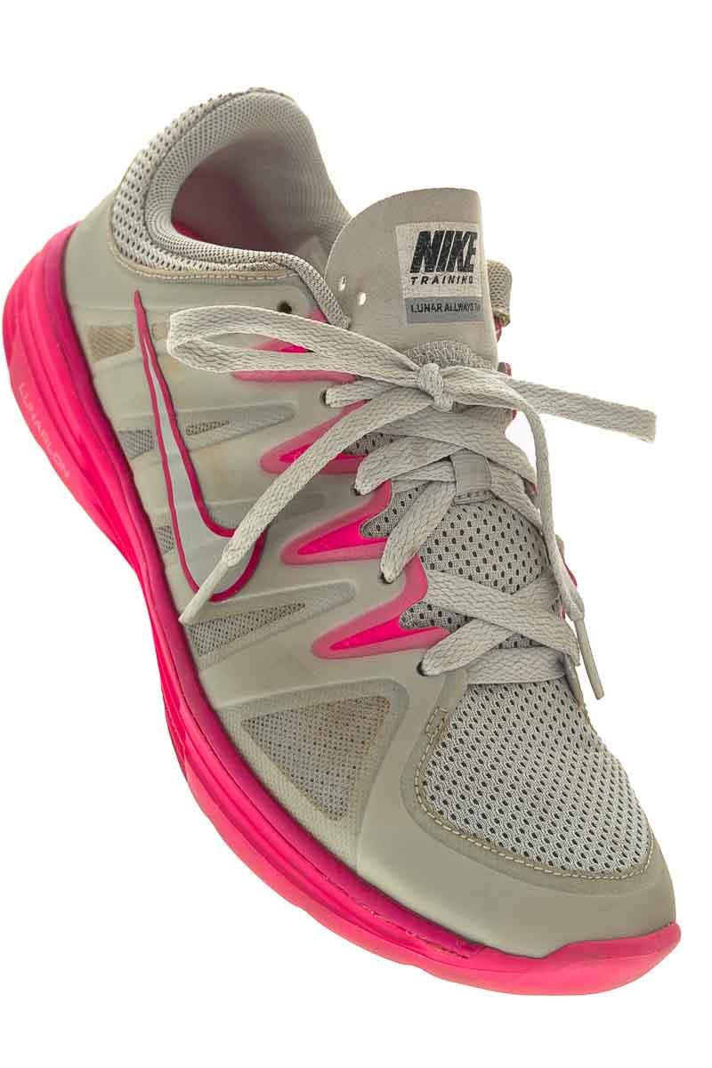 Zapatos color Gris - Nike