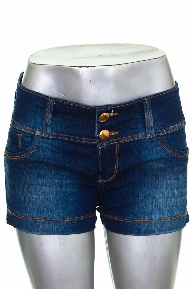 Short Jean color Azul - Dayelsan