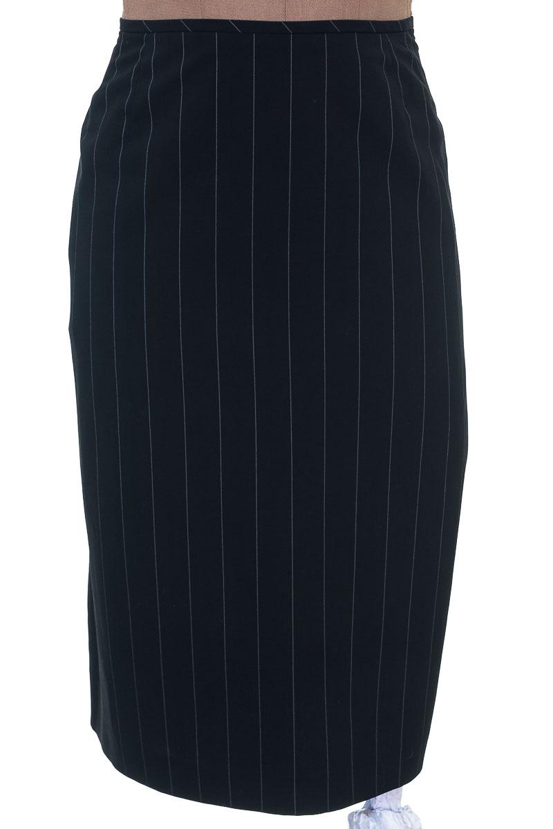 Falda color Negro - Kasper
