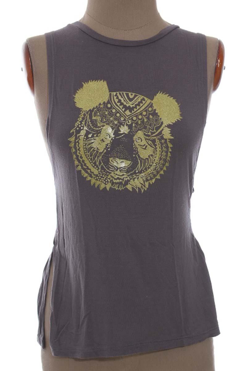 Top / Camiseta color Gris - LIGAO