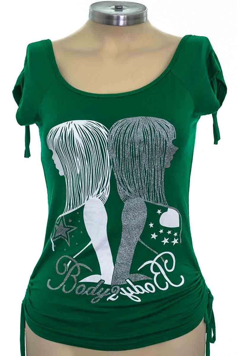 Top / Camiseta color Verde - Kenzo