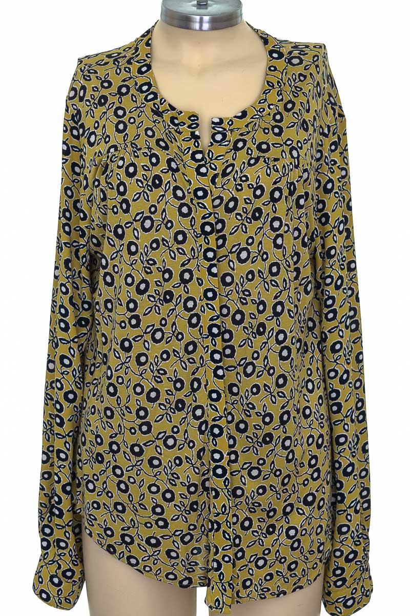 Blusa color Verde - Ann Taylor
