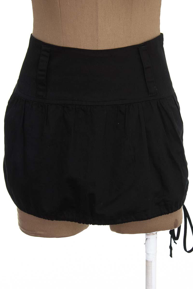 Falda Casual color Negro - Decko