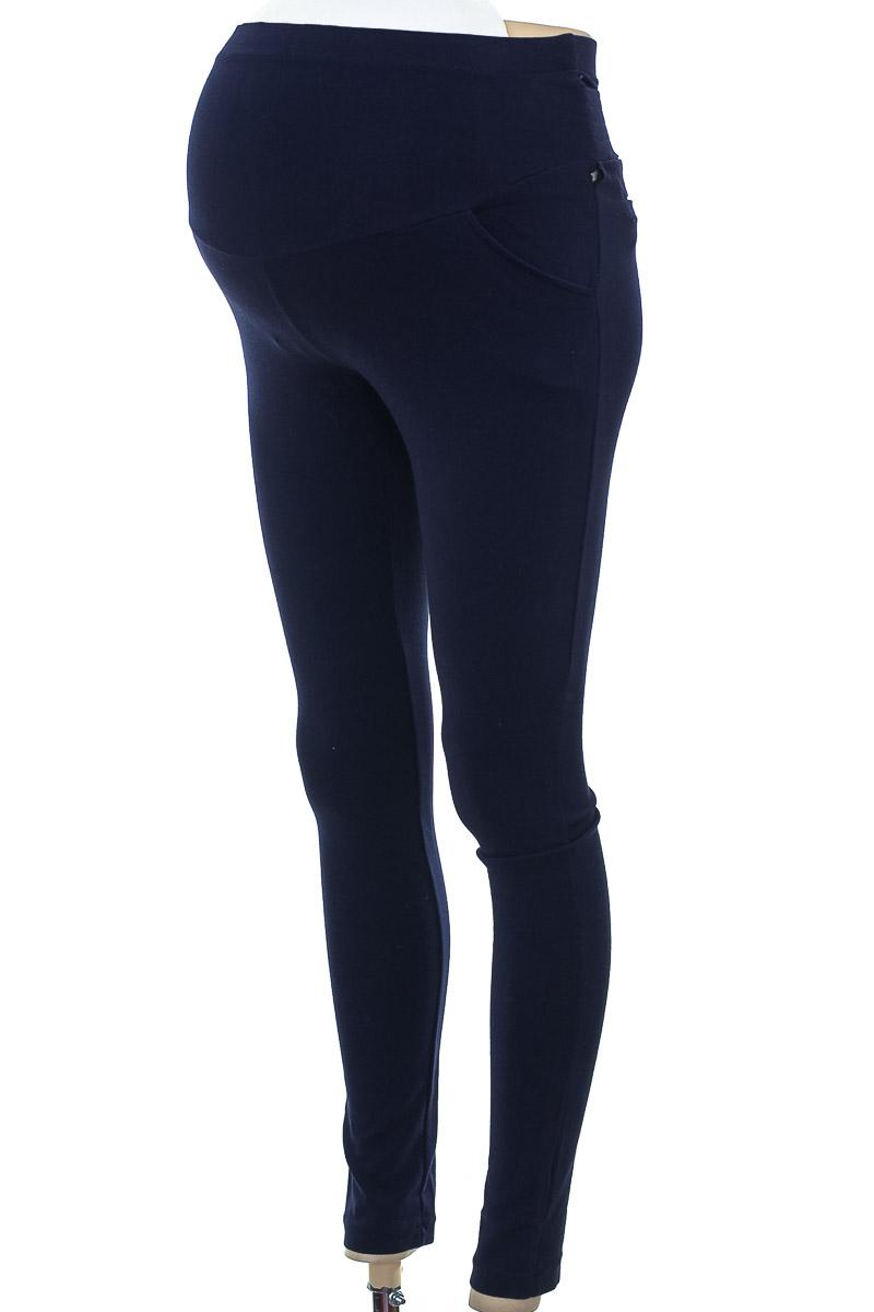 Pantalón color Azul - Nueve Lunas