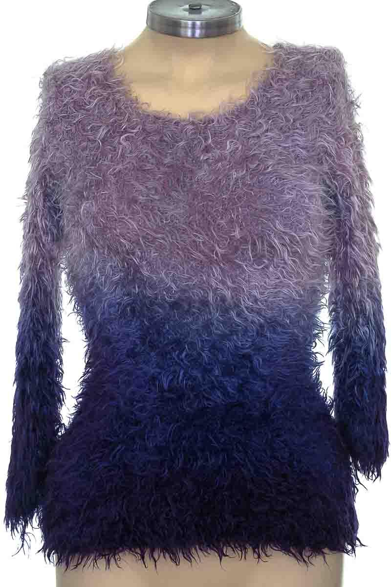 Sweater color Morado - Zawary