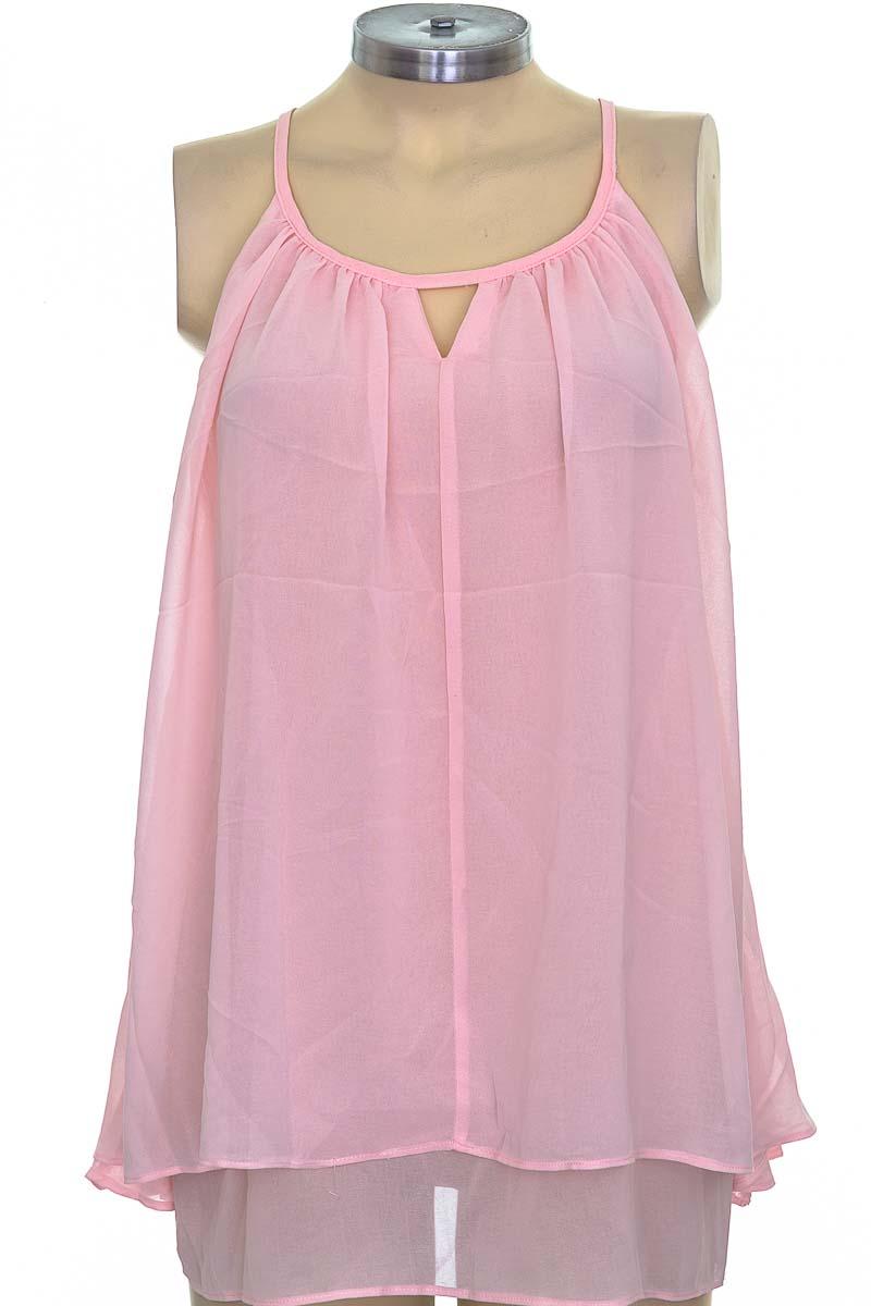 Top / Camiseta color Rosado - YAS MINE