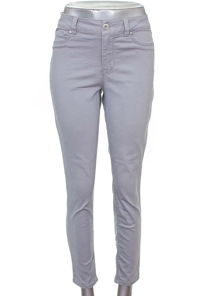 Pantalón color Gris - BLUESPICE