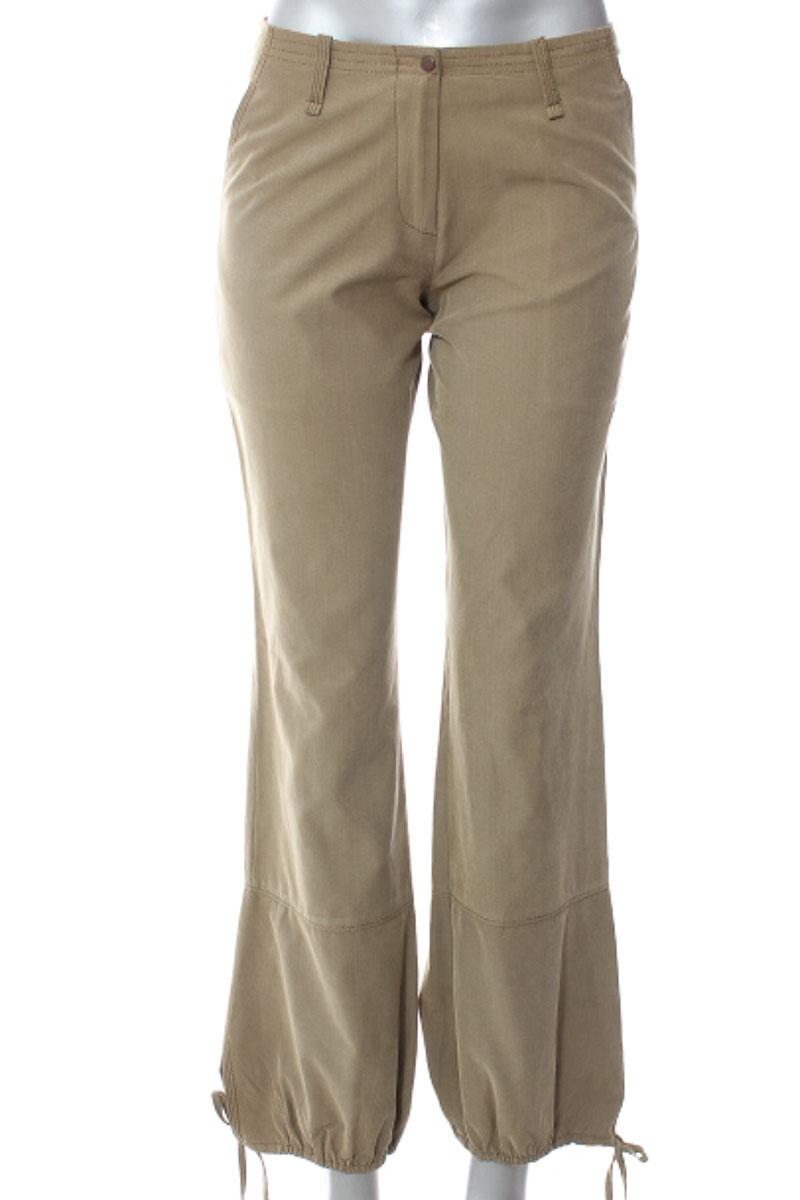Pantalón Casual color Beige - OSMOSE