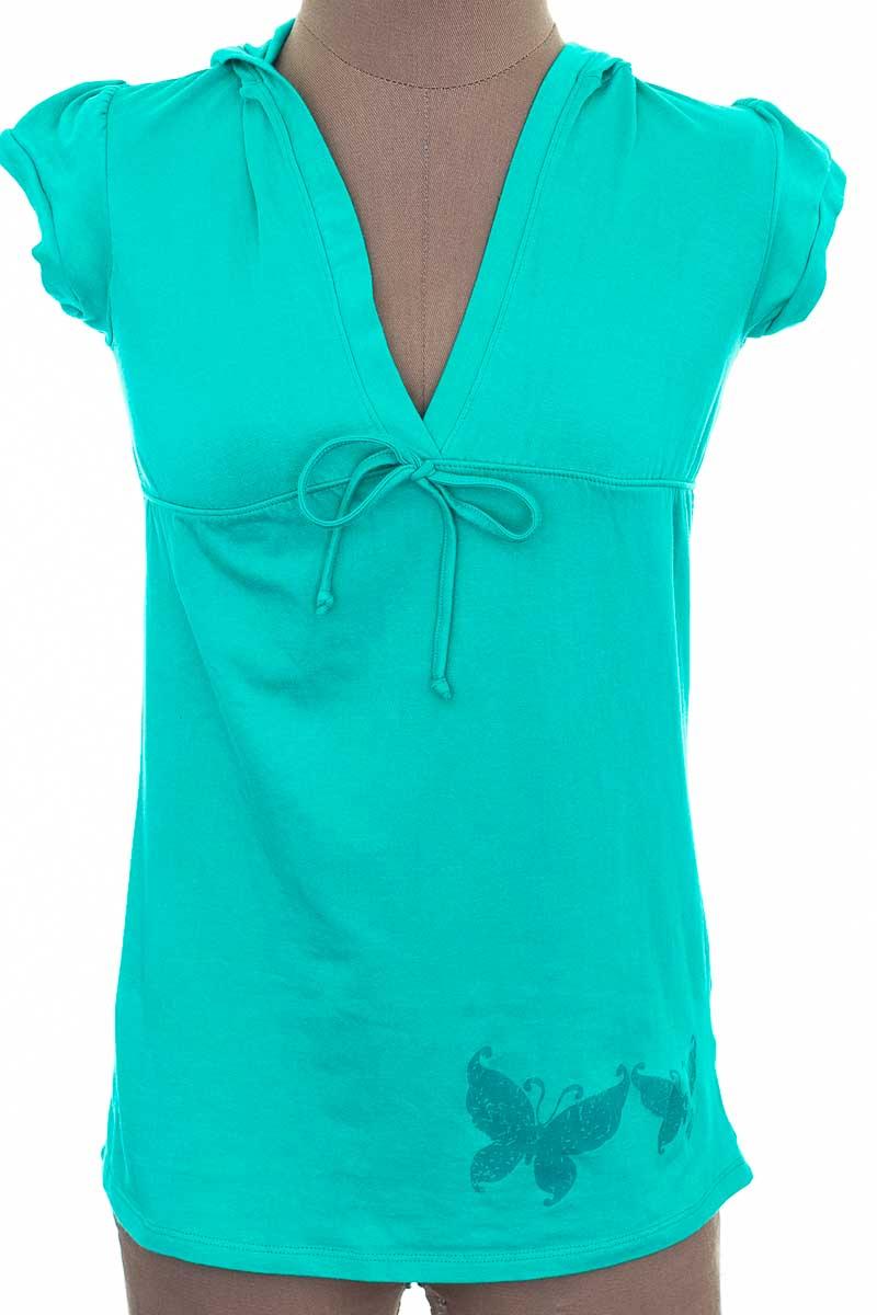Top / Camiseta color Verde - Dlm