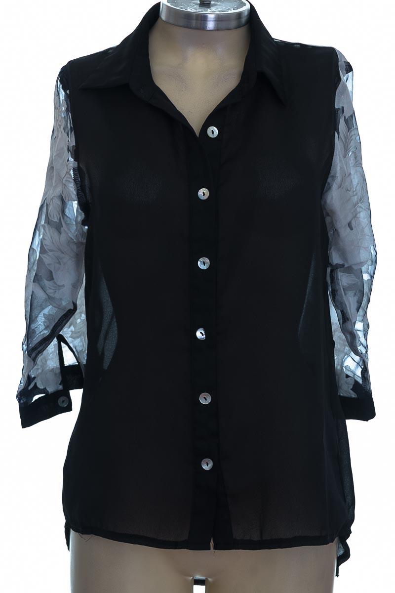 Blusa color Negro - Aishop