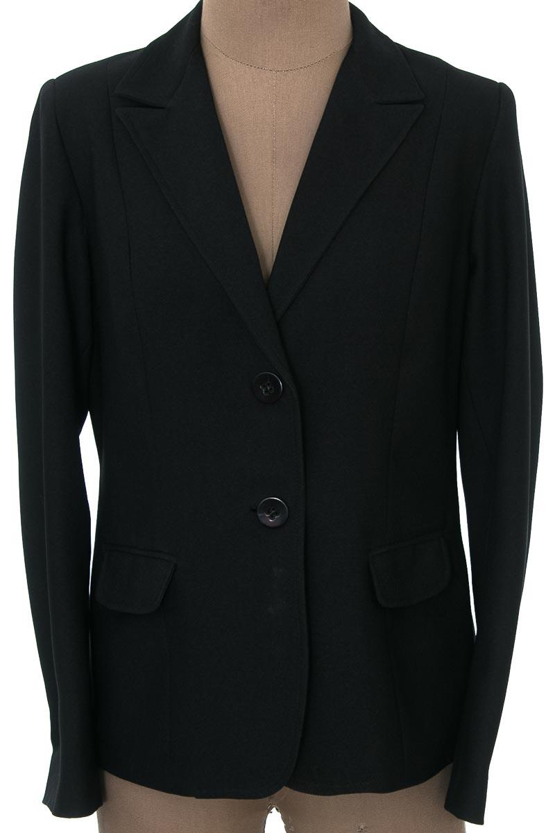 Chaqueta / Abrigo color Negro - Zantos Woman
