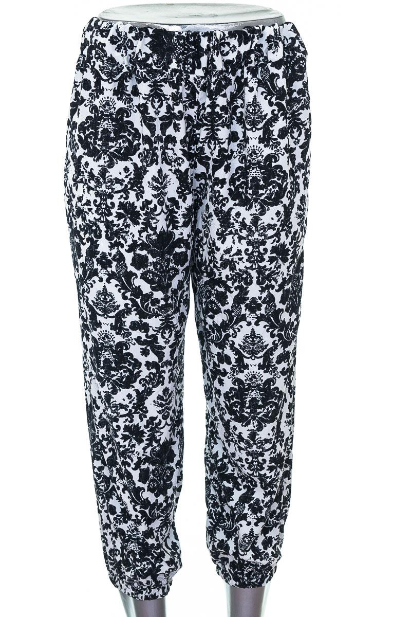 Pantalón Casual color Negro - Ambiance apparel