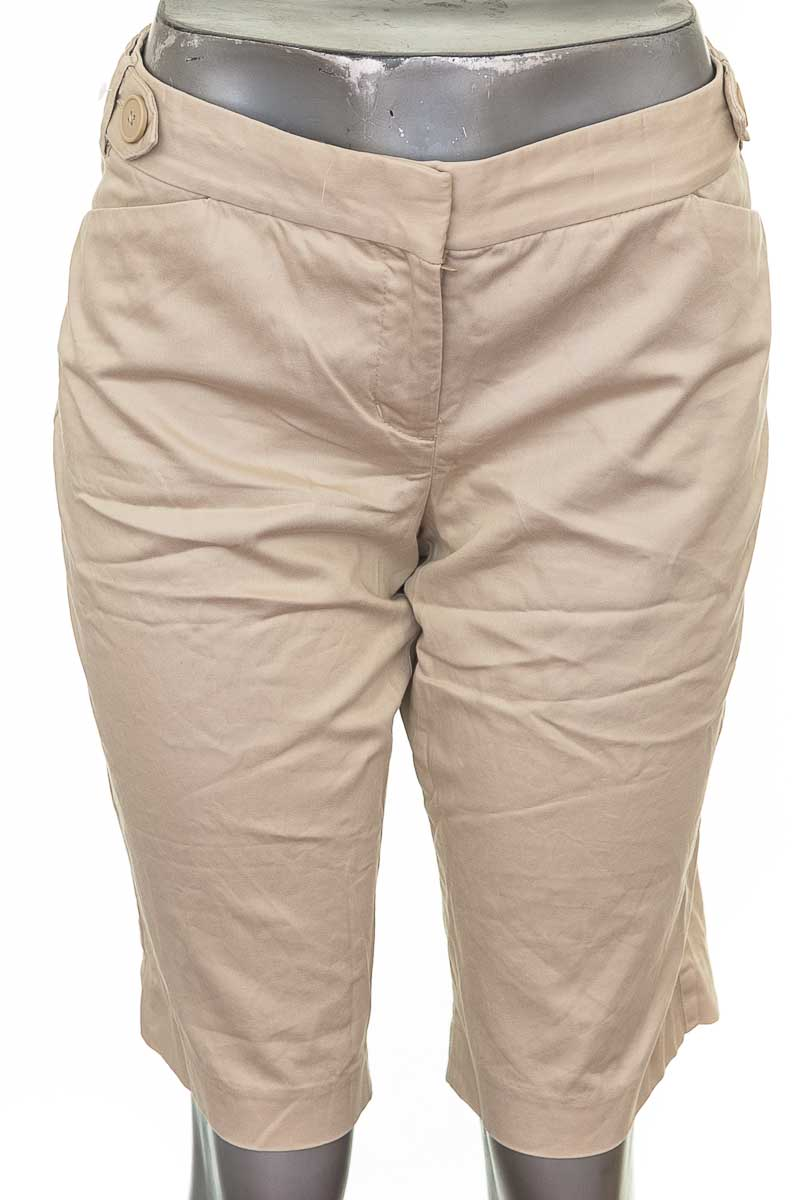 Short Casual color Beige - Editor
