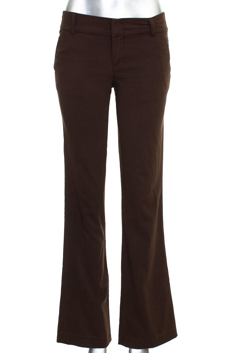Pantalón Casual color Café - Esprit