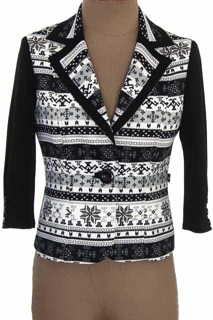 Chaqueta / Abrigo color Negro - Zaty