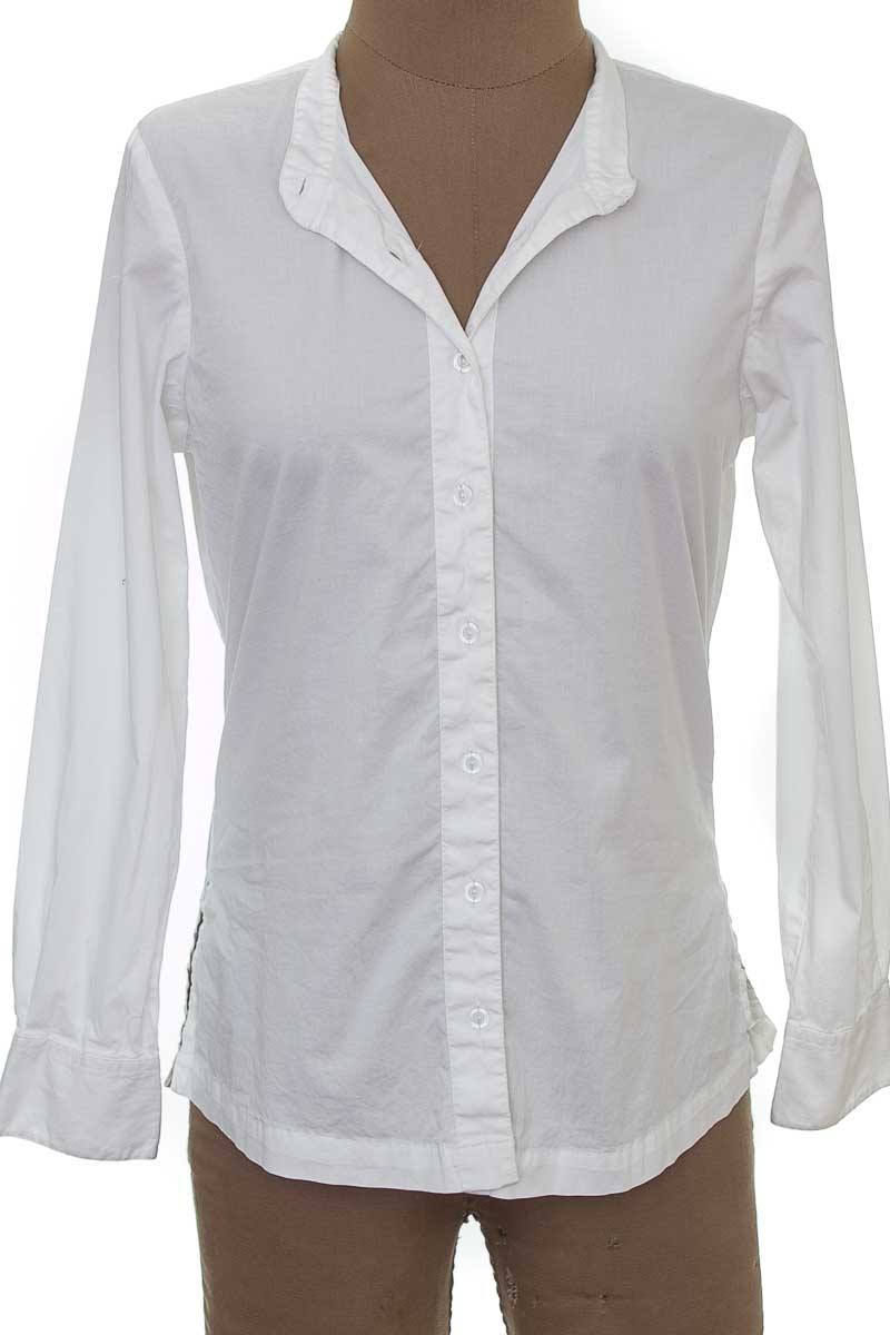Blusa color Blanco - Ta_dara