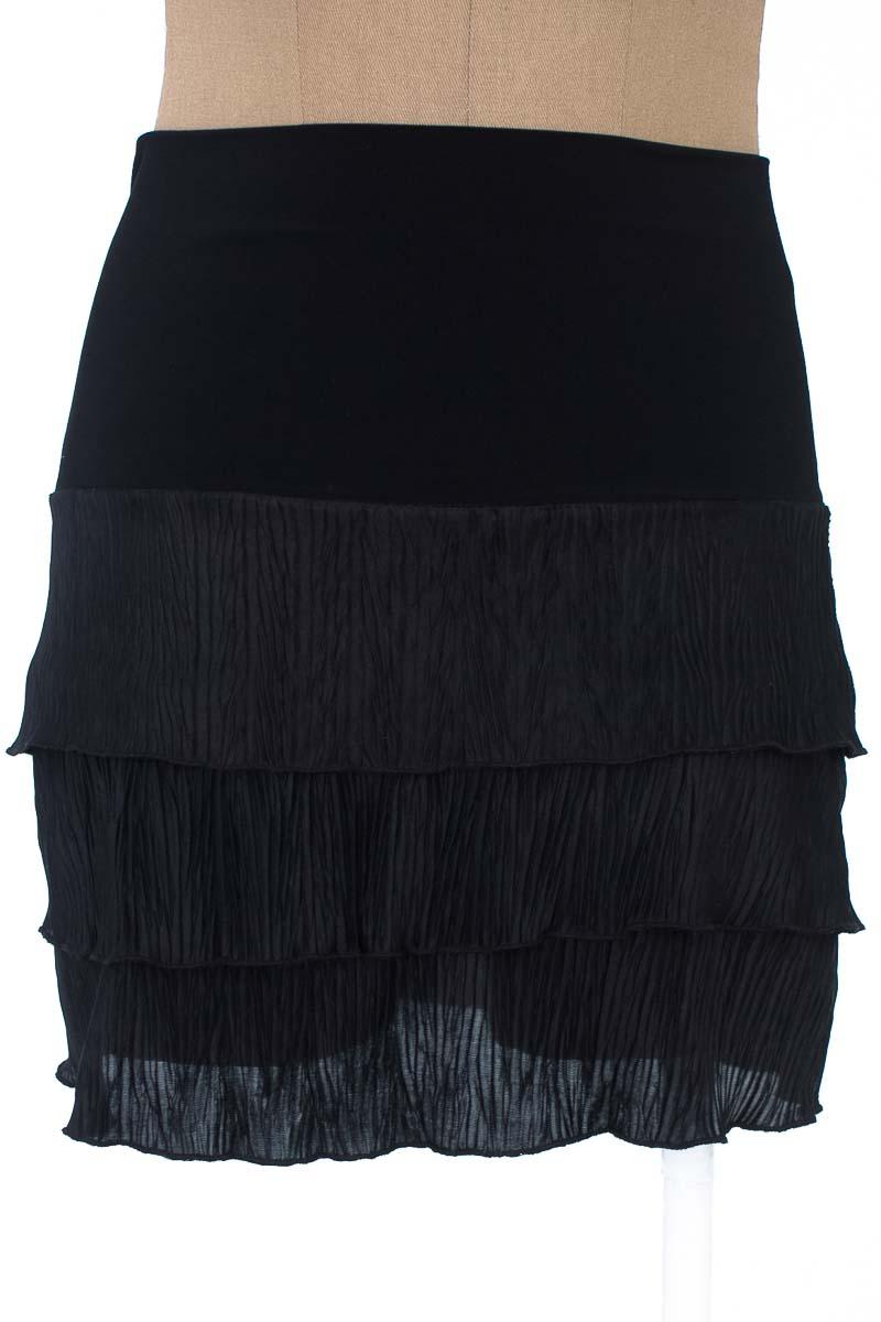 Falda Elegante color Negro - Zoompy
