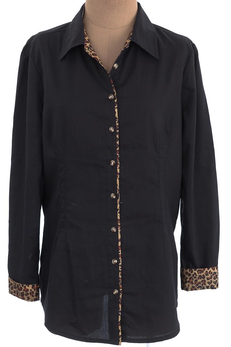 Blusa color Negro - Azorti