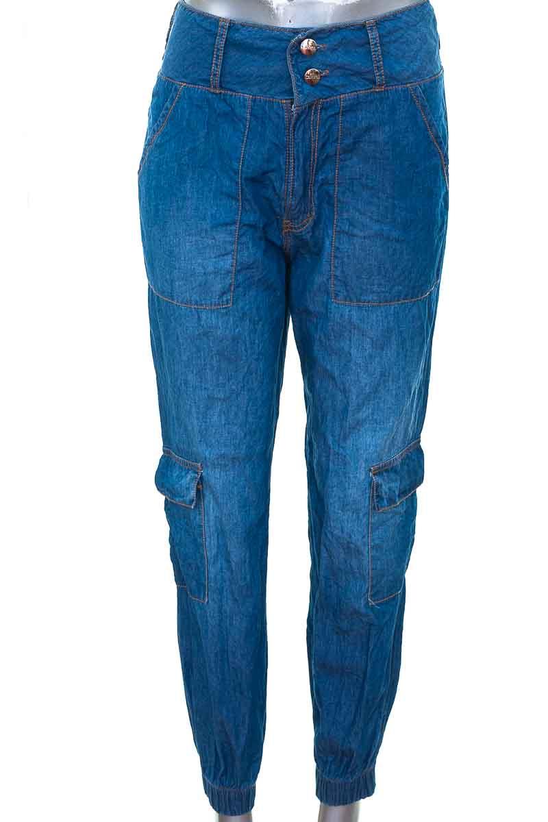 Pantalón Formal color Azul - Carmel