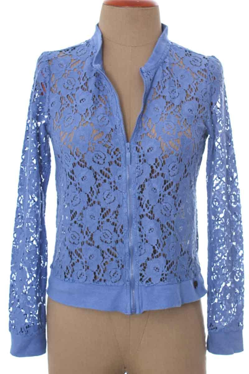 Blusa color Azul - Totto
