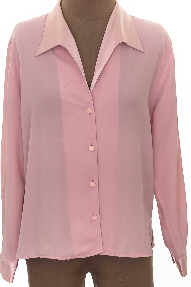 Blusa Formal color Rosado - Closeando