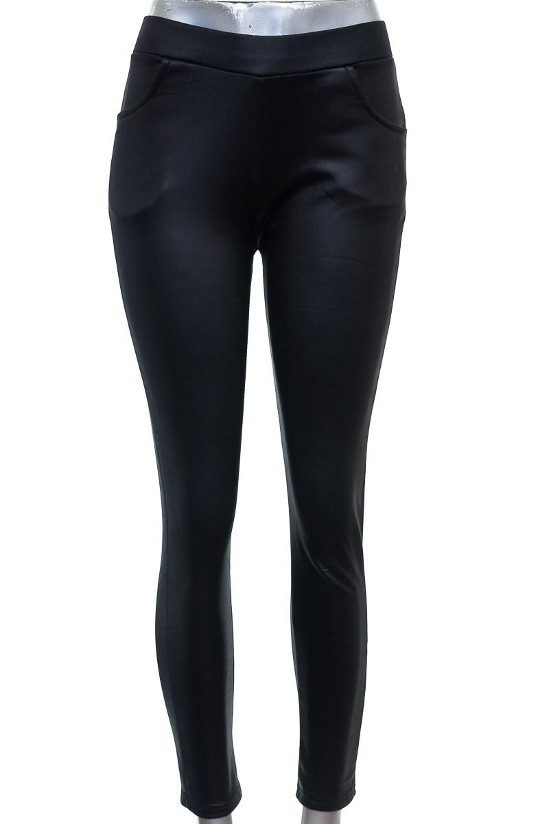 Pantalón Casual color Negro - LMOK