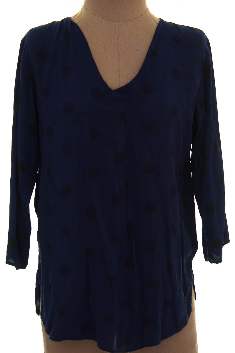 Blusa color Azul - Ryocco