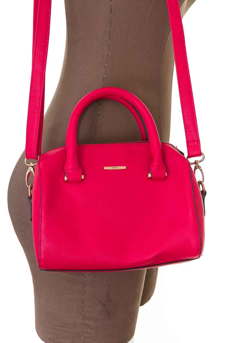 Cartera / Bolso / Monedero color Fucsia - Bershka