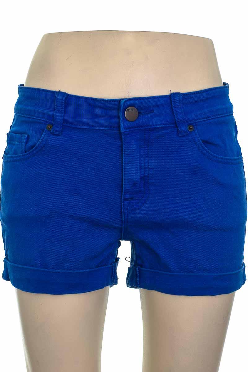 Short color Azul - BDG