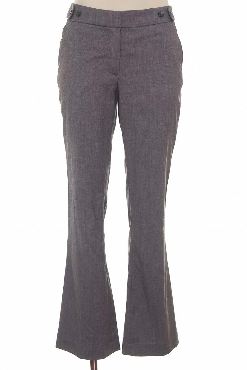 Pantalón color Gris - H&M