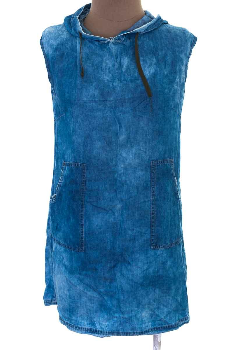 Vestido / Enterizo Casual color Azul - YOYO