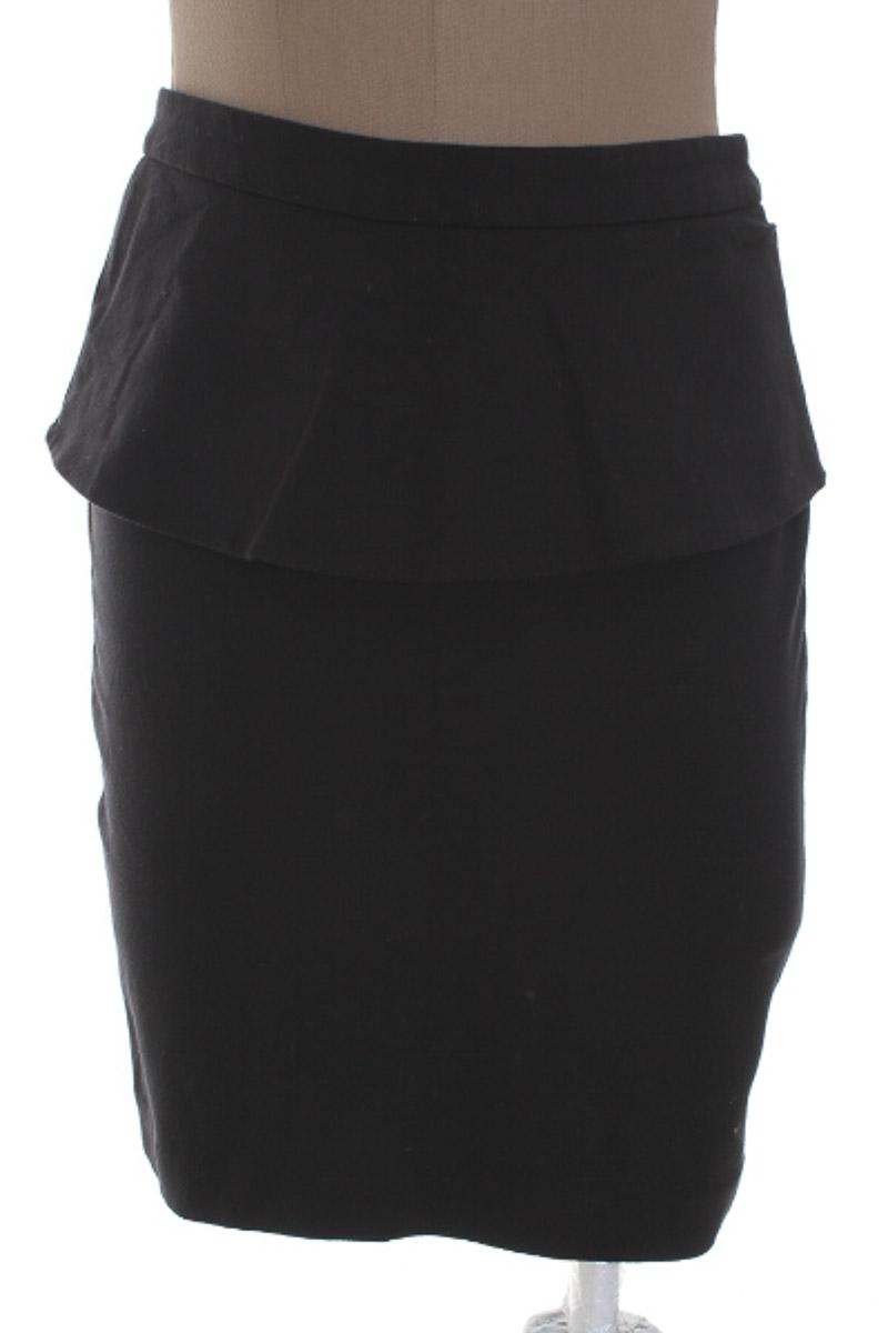 Falda Elegante color Negro - The Limited