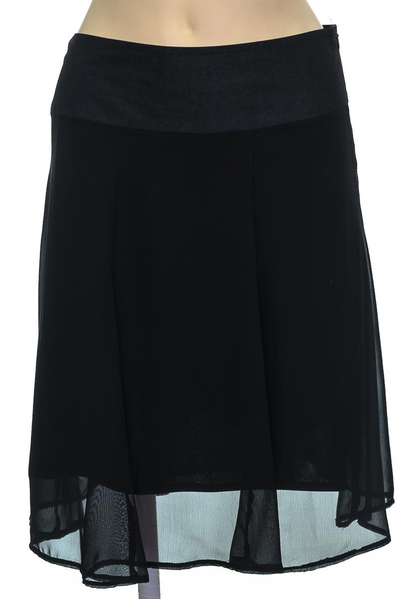 Falda color Negro - Pivot