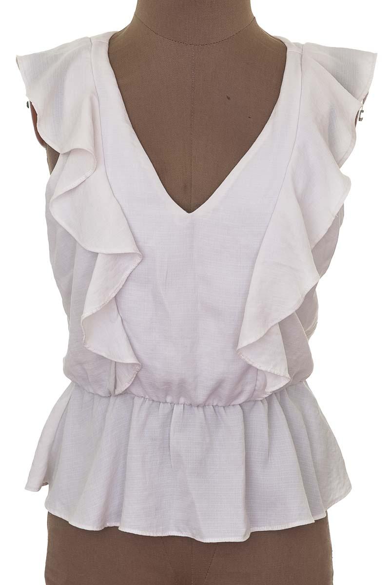 Blusa color Blanco - ELA