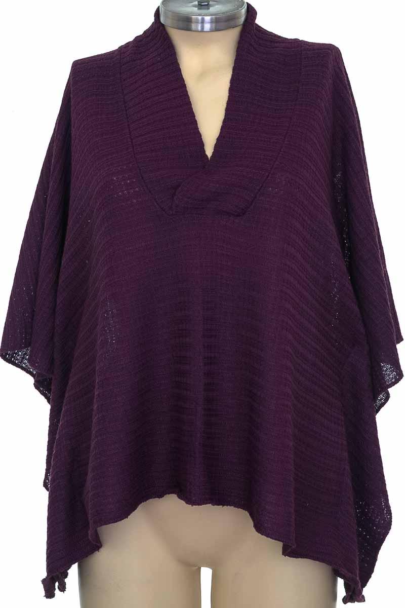 Sweater color Morado - MM Tejidos