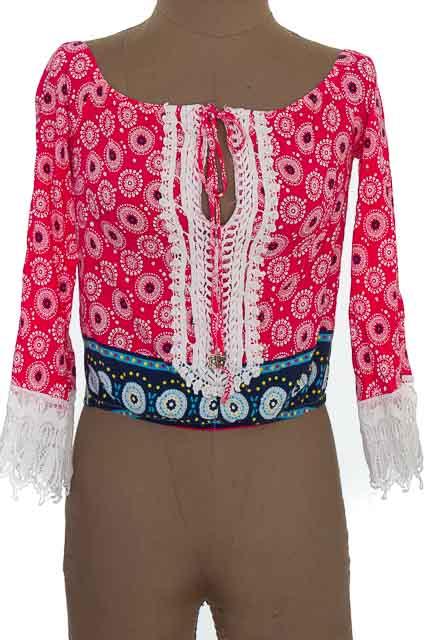 Blusa color Rosado - amore mio