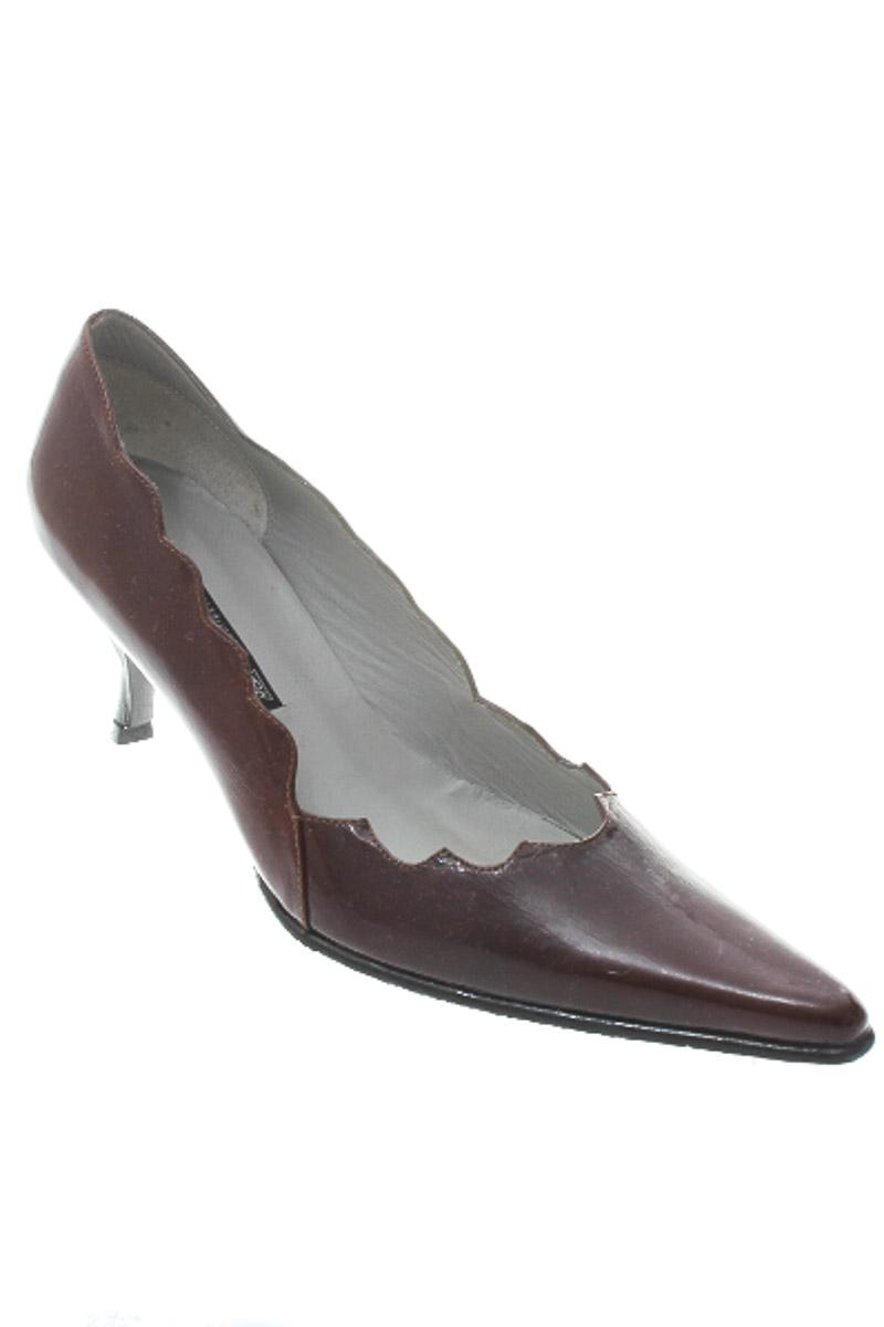 Zapatos color Vinotinto - PALACINNI