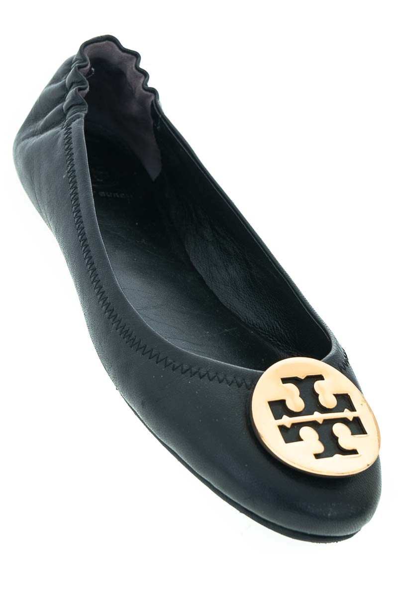 Zapatos Baleta color Negro - Tory Burch