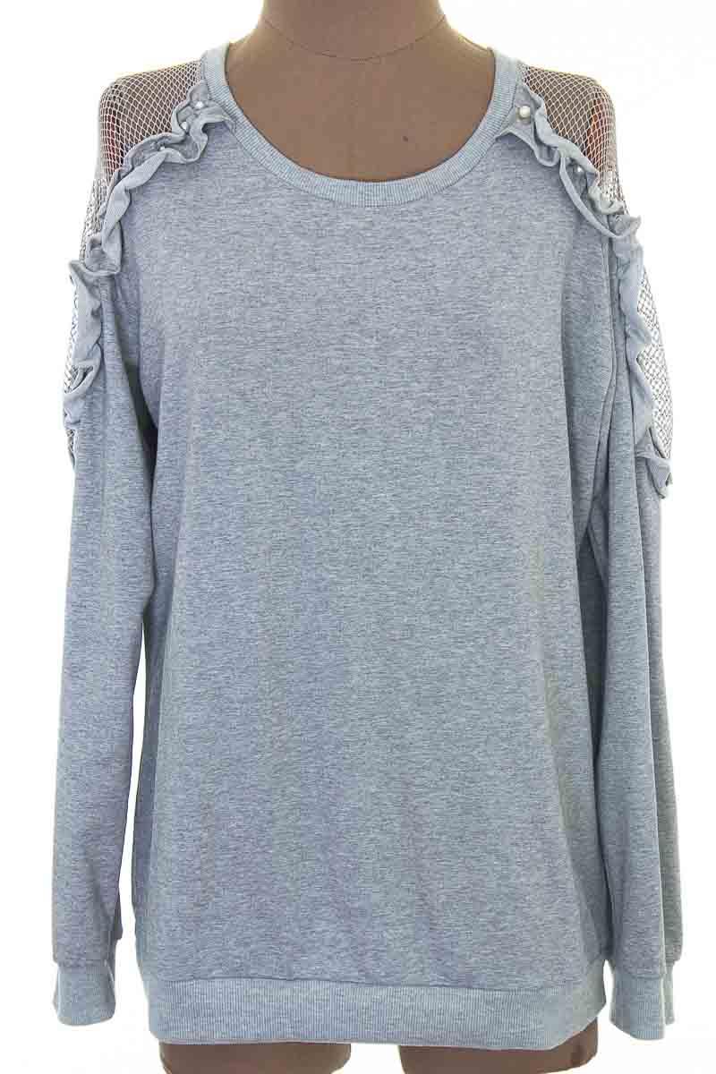 Sweater color Gris - ELA