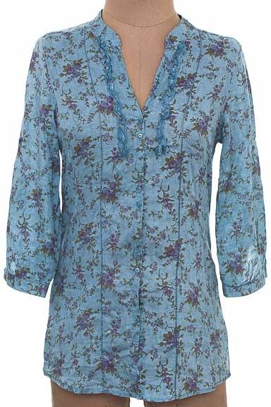 Blusa color Gris - Armi