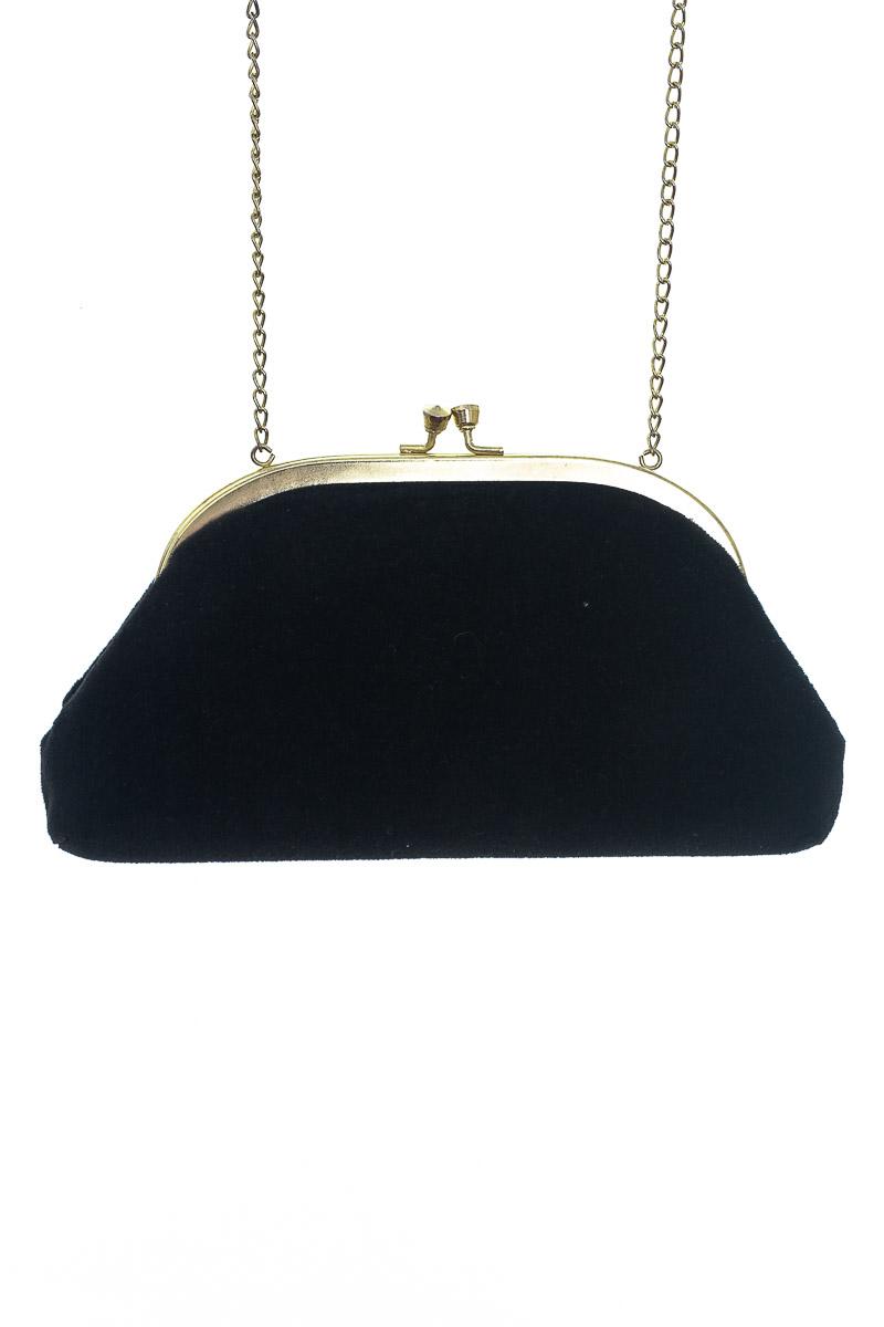 Cartera / Bolso / Monedero color Negro - Closeando