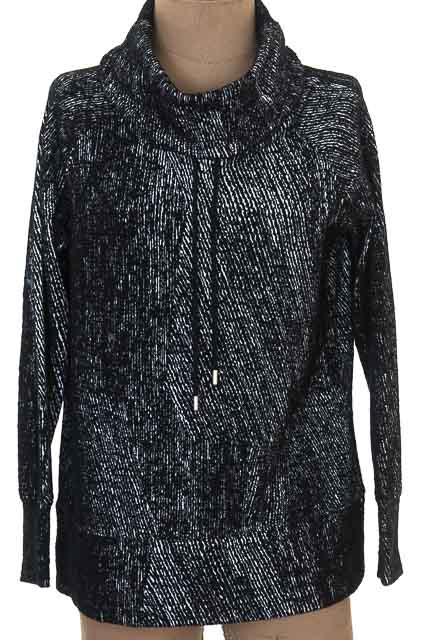 Sweater color Negro - Kirkland