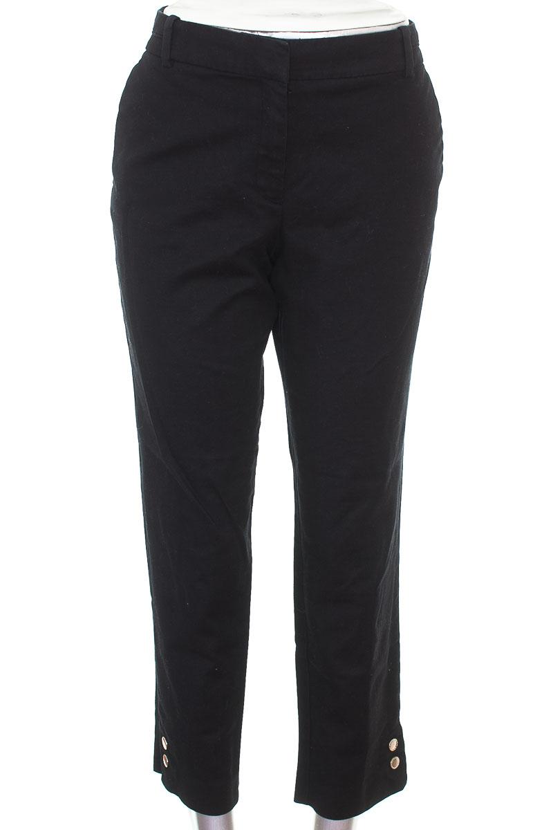 Pantalón Casual color Negro - Esprit