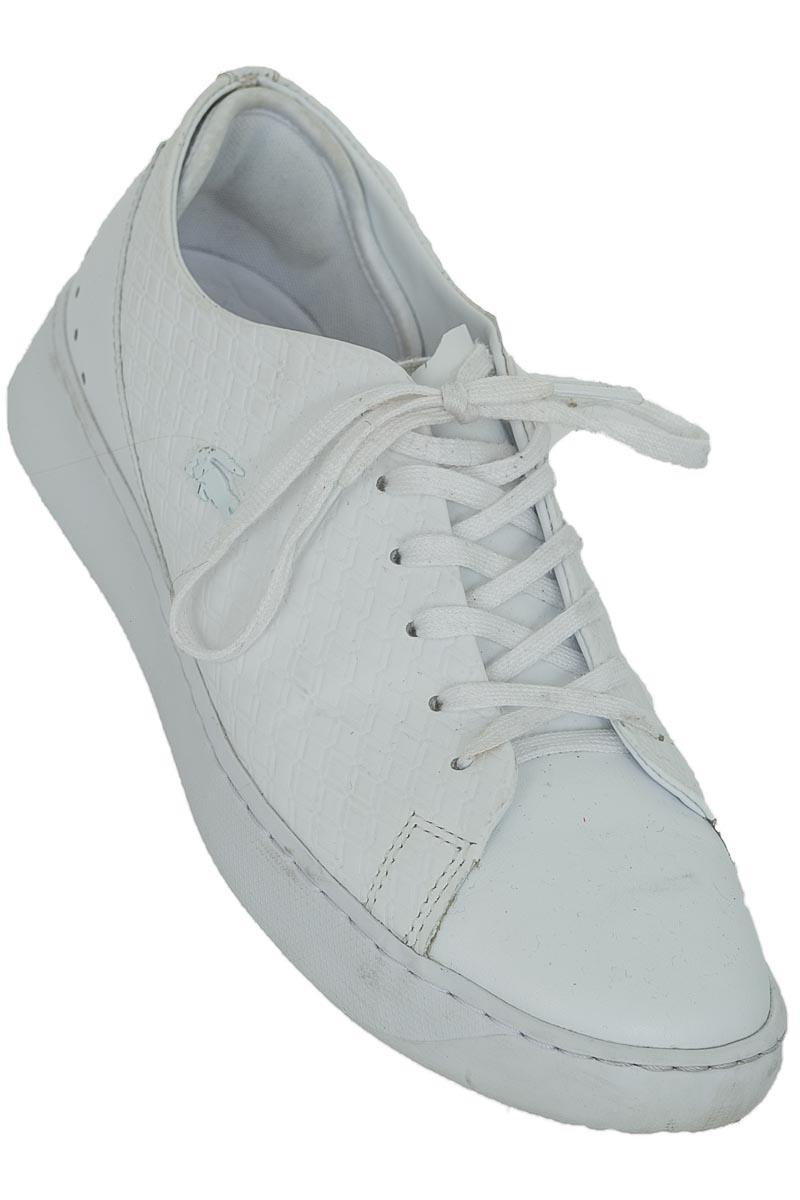 Zapatos color Blanco - Lacoste