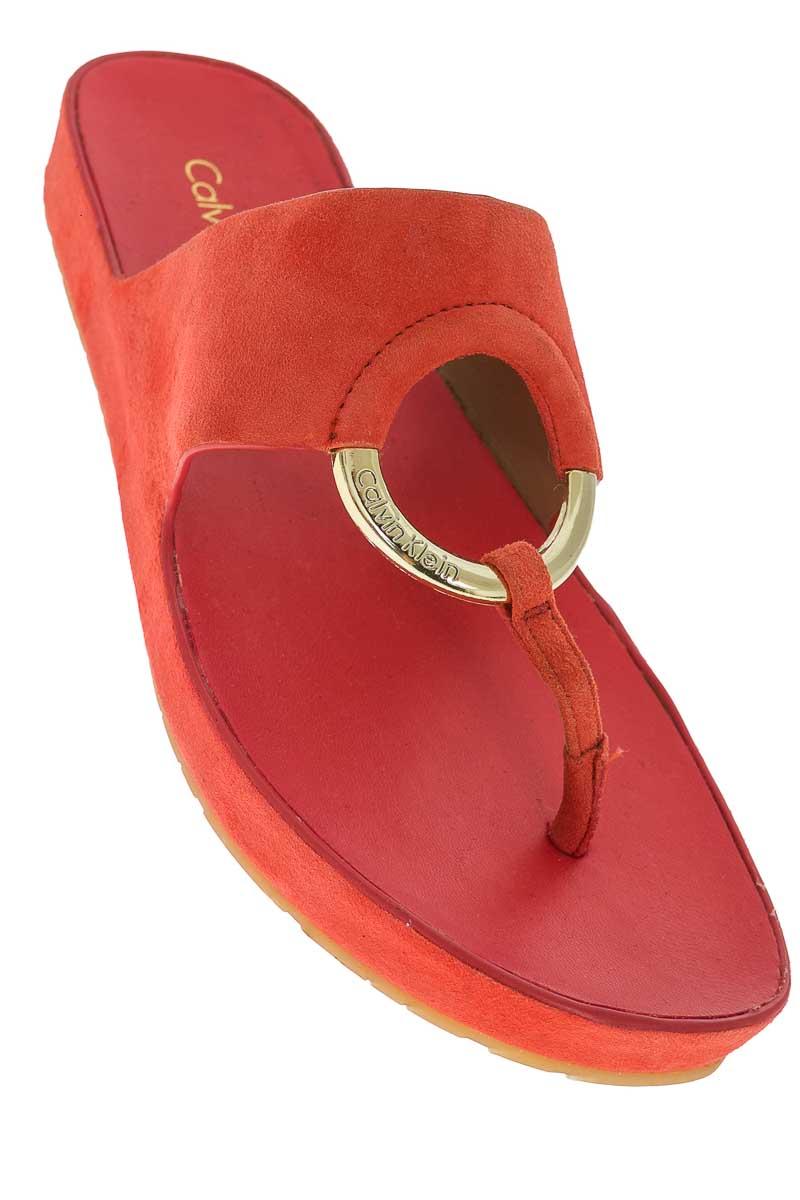 Zapatos Sandalia color Naranja - Calvin Klein