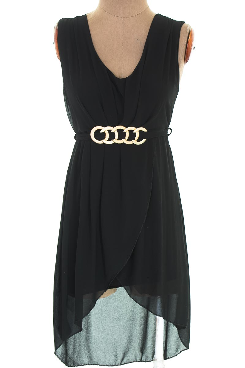 Vestido / Enterizo Casual color Negro - Closeando
