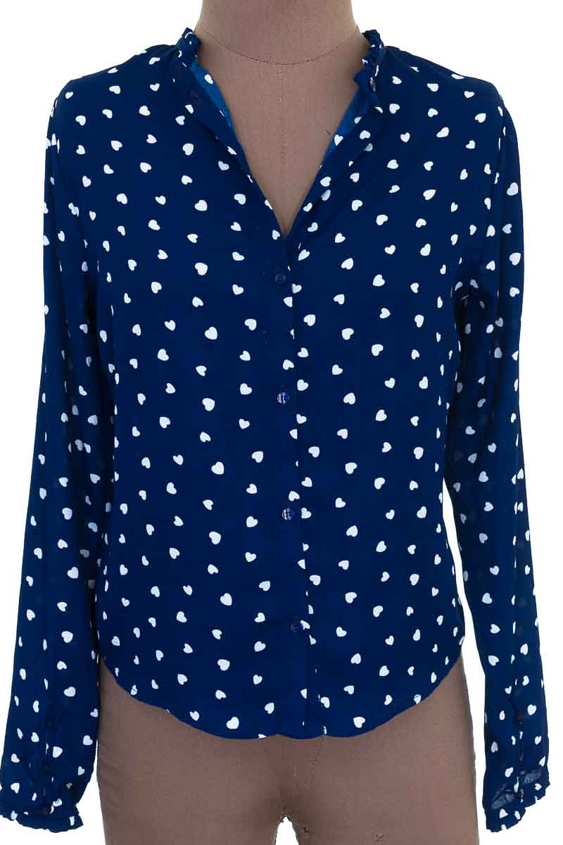 Blusa color Azul - ELA